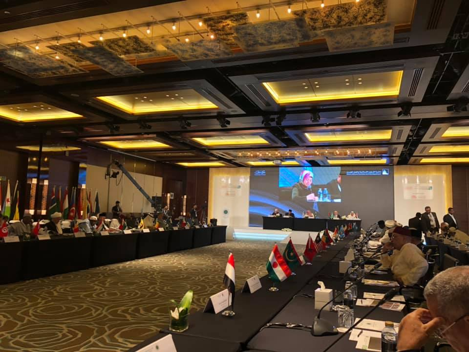 With the participation of WMCC.. Conference on International Islamic Jurisprudence Group takes place in Dubai